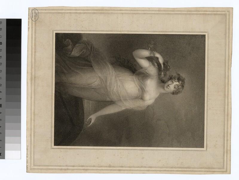 Portrait of Lady C. Heathcote (WAHP29646)