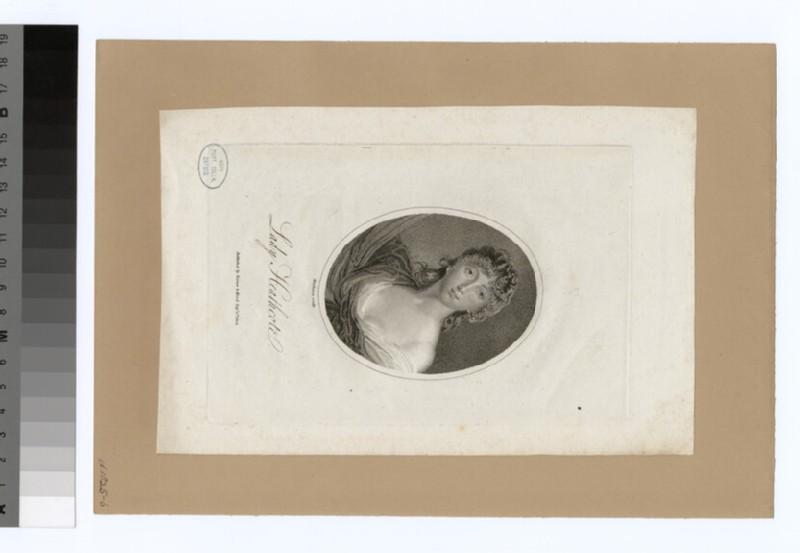 Portrait of Lady Heathcote