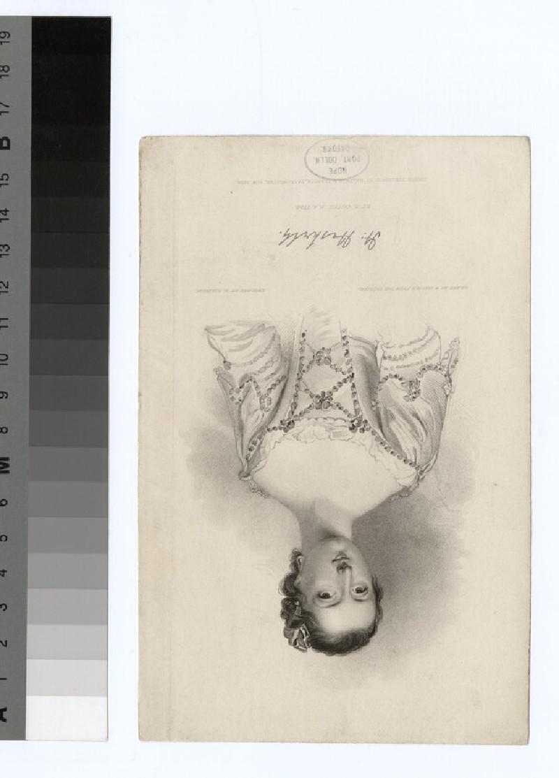 Portrait of H. Hesketh