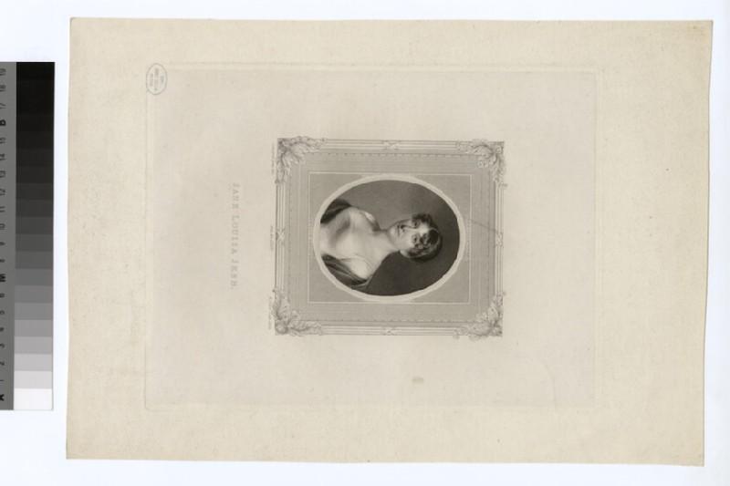 Portrait of Jane Louisa Jebb (WAHP29692)
