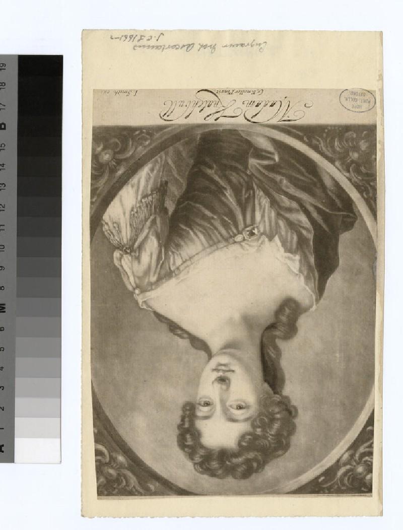 Portrait of Madam Knatchbull