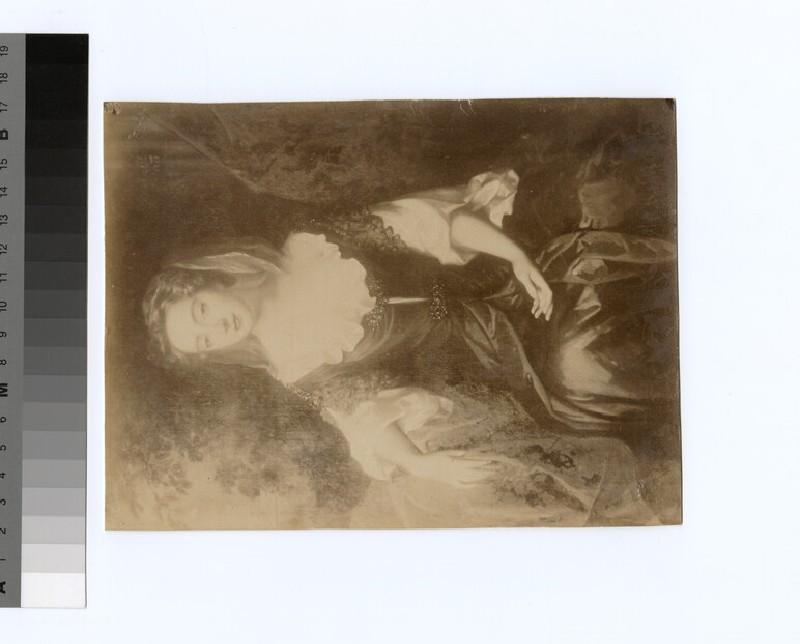 Portrait of Miss Lawson