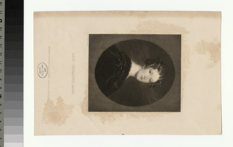 Portrait of Lady C. Long
