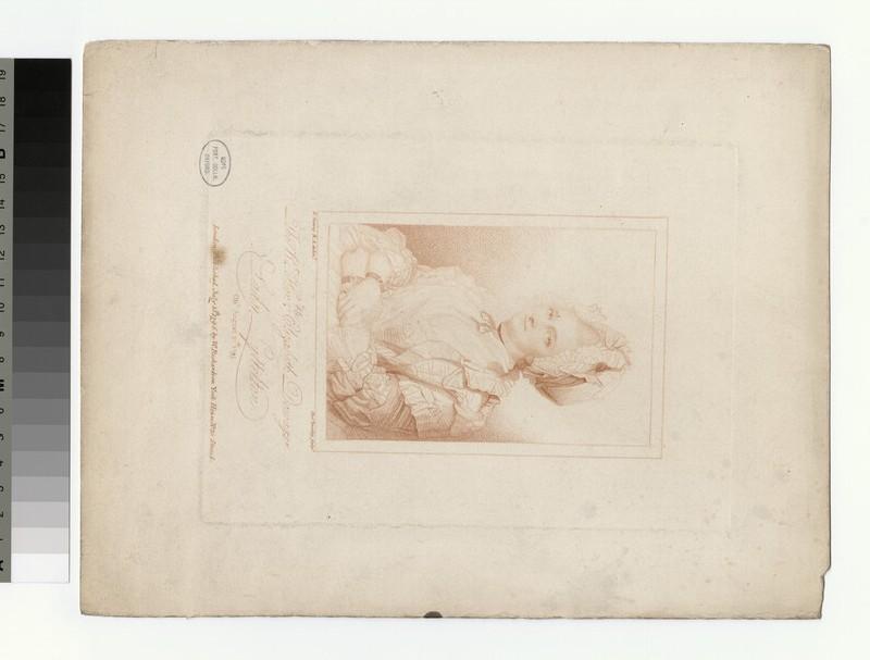 Portrait of Lady Lyttelton (WAHP29765)