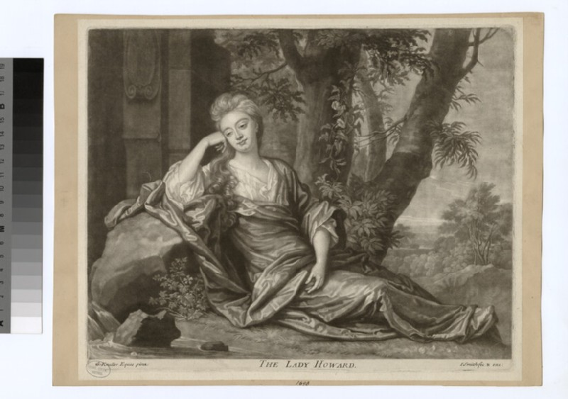 Portrait of Lady Anna Howard (WAHP29770)