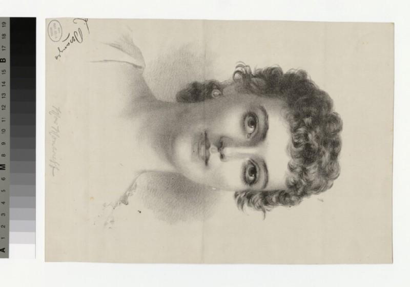 Portrait of Mrs Moncrieff