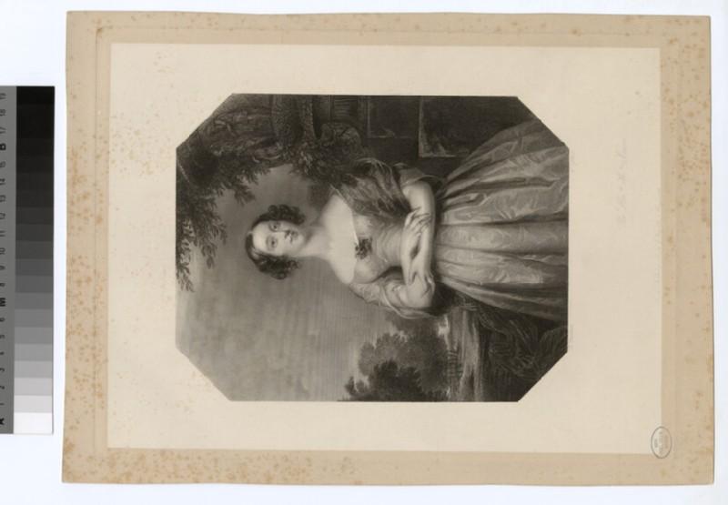 Portrait of Hon. Mrs Neave