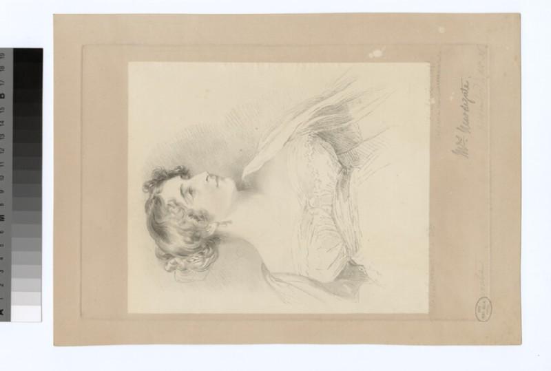 Portrait of Mrs Newdegate