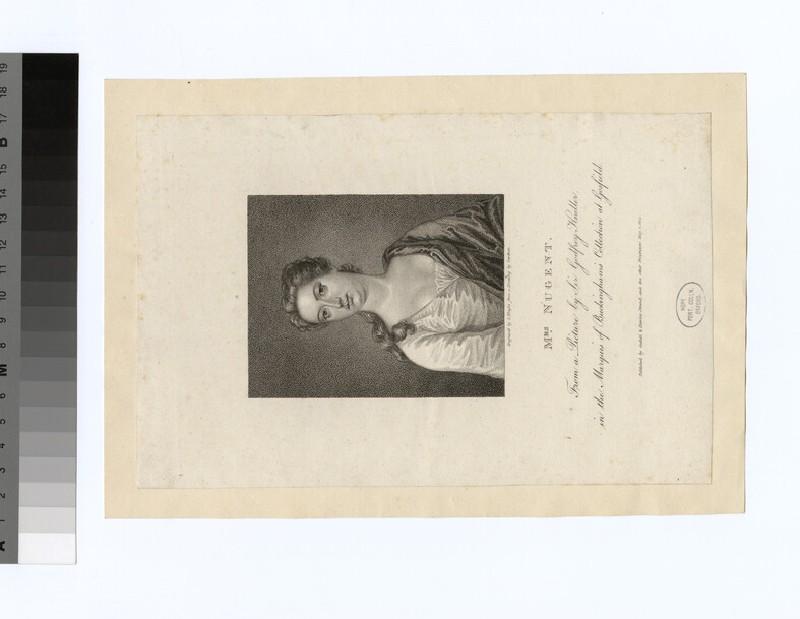 Portrait of Mrs Nugent