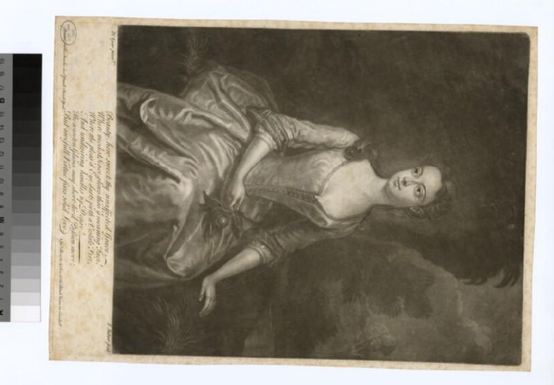 Portrait of Jemima Palmer