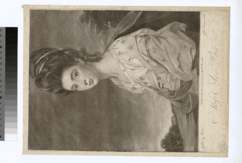 Portrait of Ann Parr (WAHP29837)