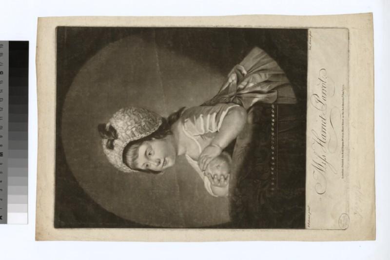 Portrait of H. Parrot