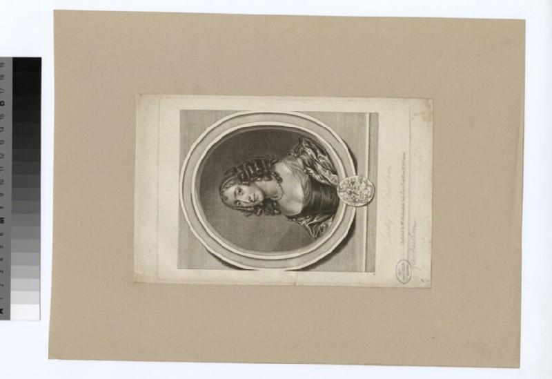 Portrait of Lady Paston