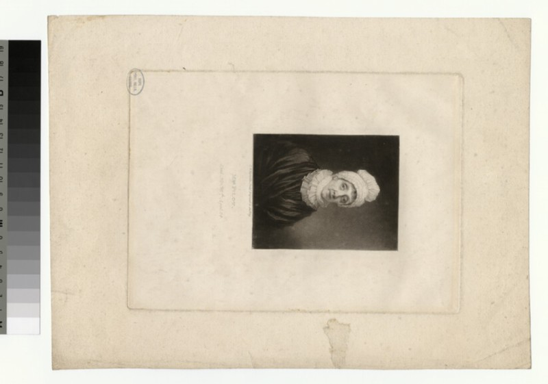 Portrait of Mrs Pilot
