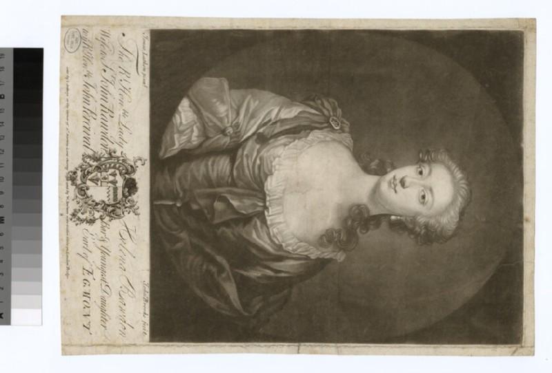 Portrait of Lady H. Rawdon (WAHP29893)