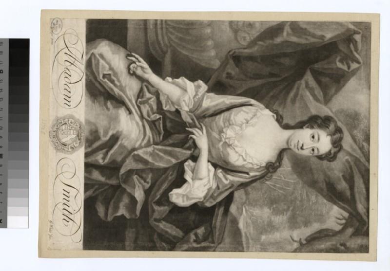 Portrait of Madam Smith