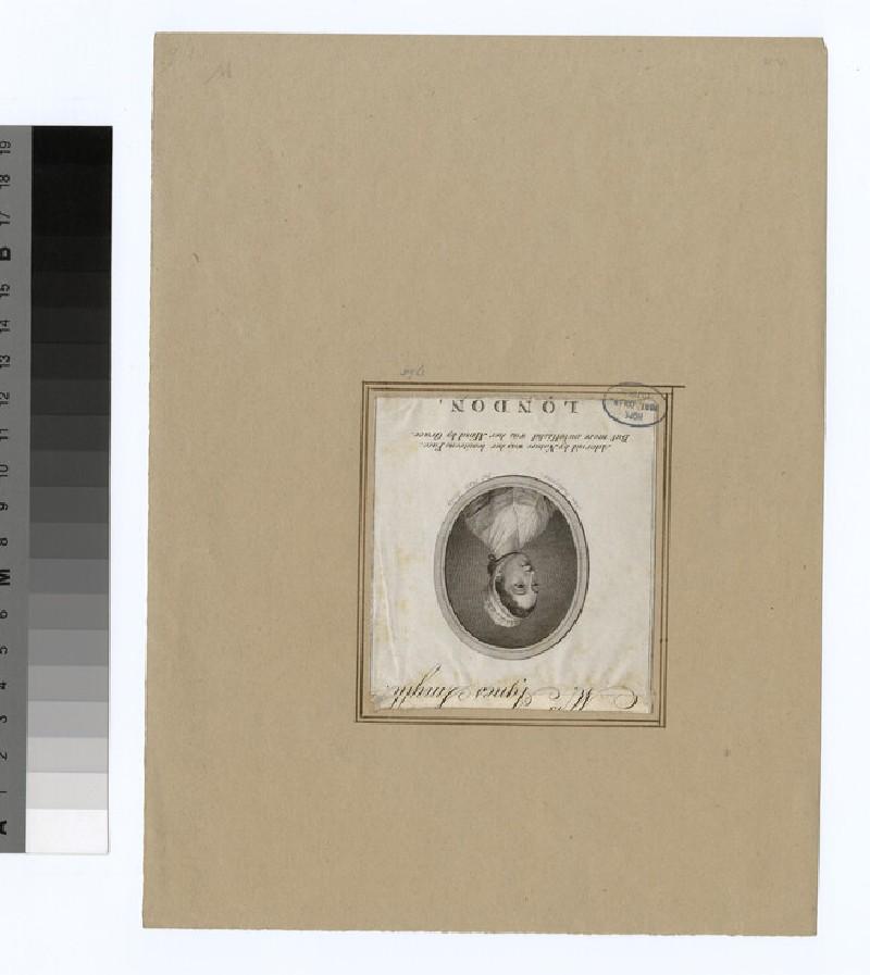 Portrait of Agnes Smyth (WAHP29948)