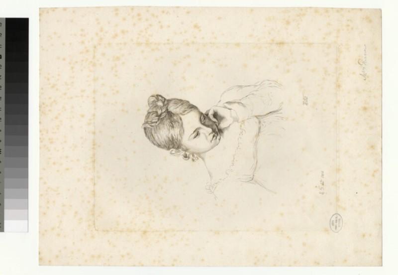 Portrait of Mrs Turner
