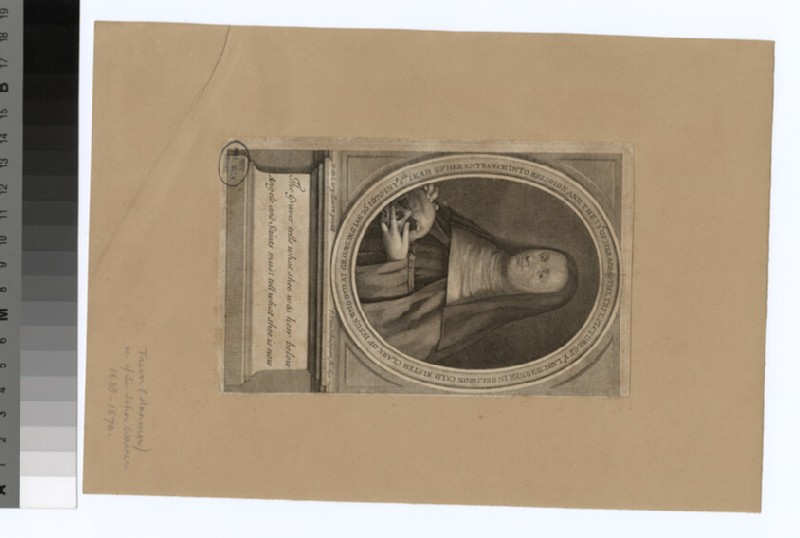 Portrait of Lady Warner (WAHP30037)