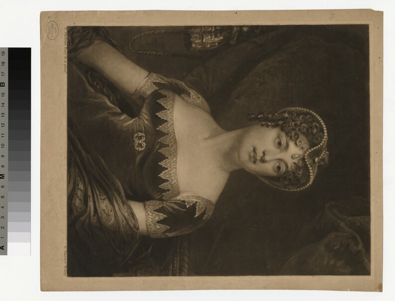 Portrait of Mrs Whitmore (WAHP30049)