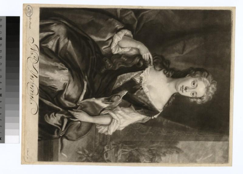 Portrait of Mrs Yarborough