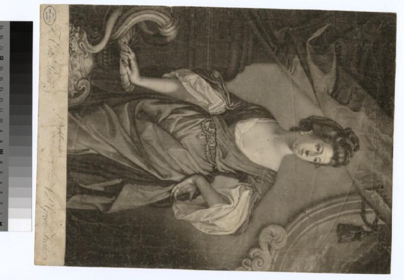 Portrait of Mrs Yorke