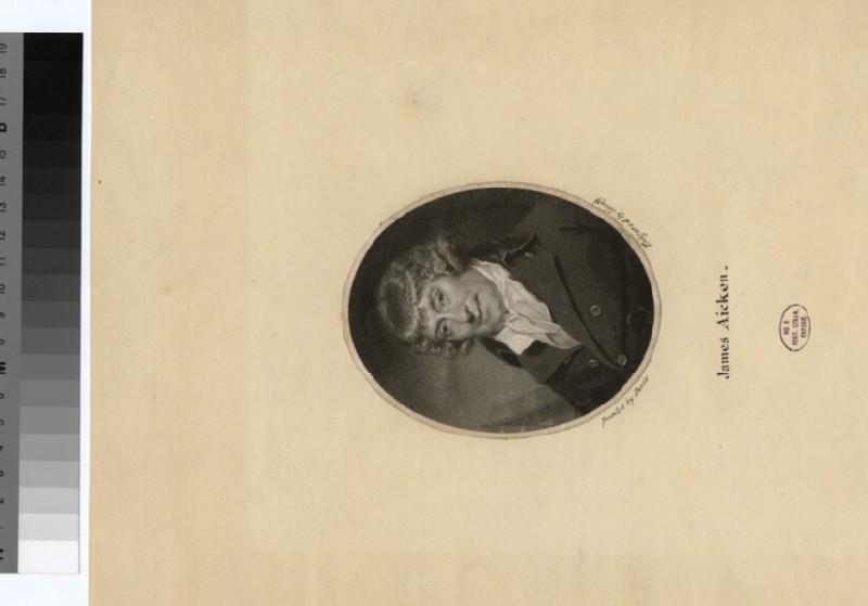 Portrait of J. Aicken
