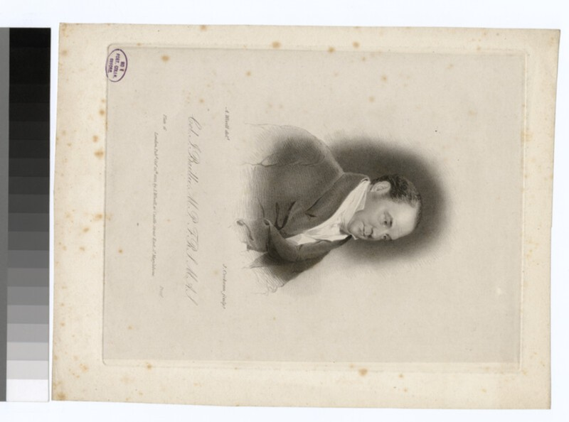 Portrait of Col.J. Baillie