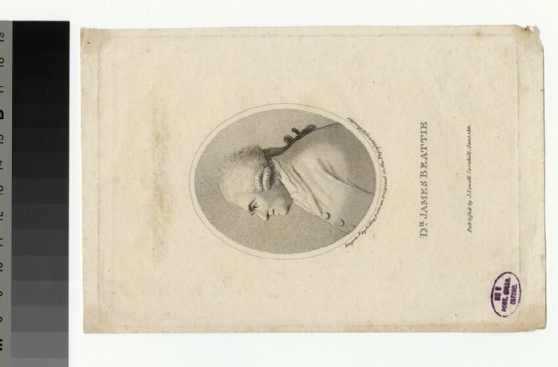 Portrait of J. Beattie