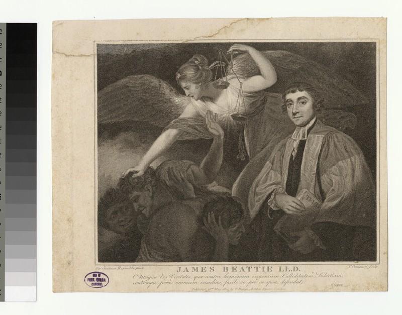 Portrait of James Beattie