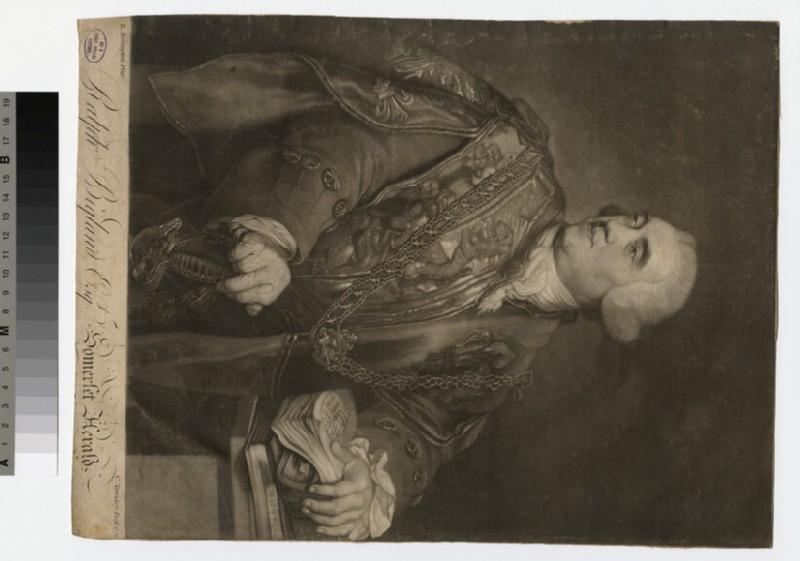 Portrait of R. Bigland (WAHP30294)