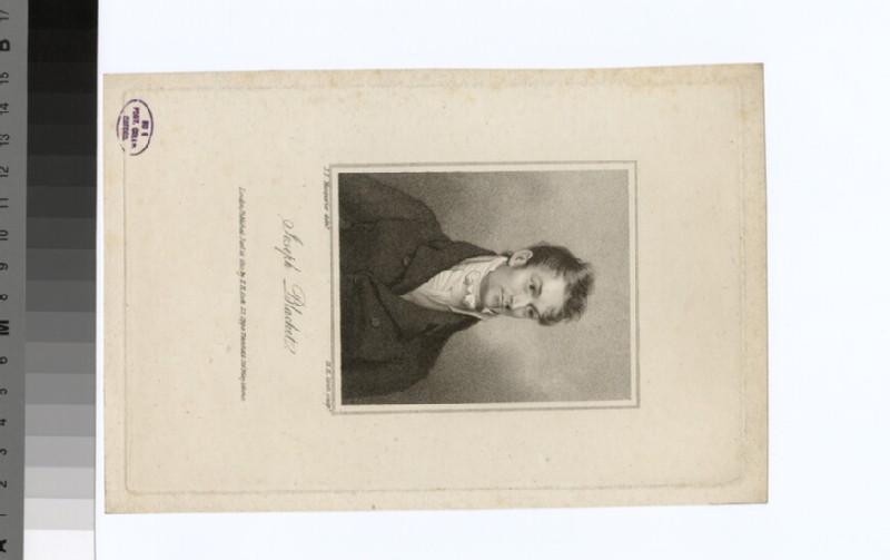Portrait of J. Blackett