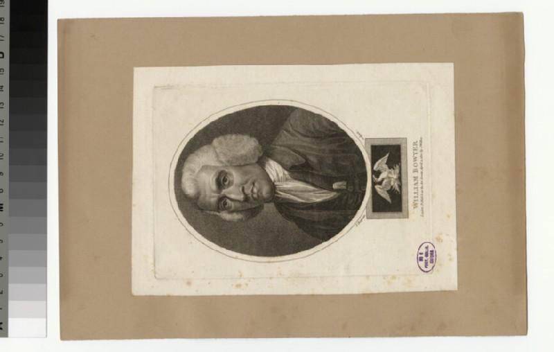 Portrait of W. Bower