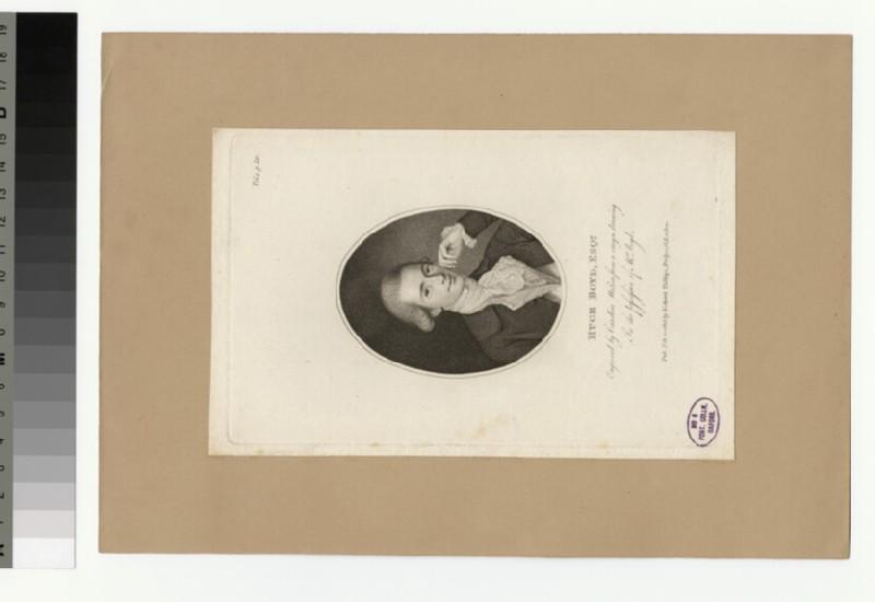 Portrait of H. Boyd (WAHP30341)