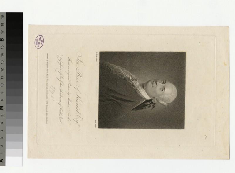 Portrait of J. Bruce (WAHP30390)