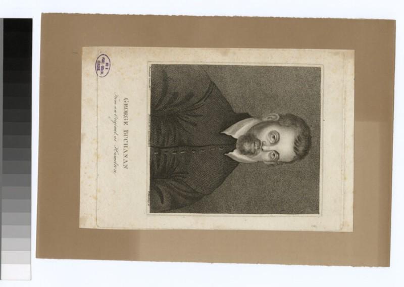 Portrait of G. Bucchanan