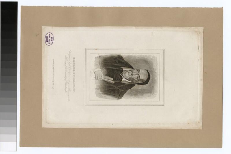 Portrait of George Buchanan