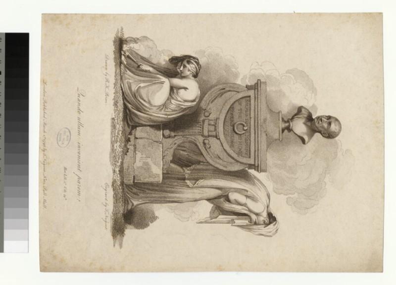 Portrait of E. Burke (WAHP30472)