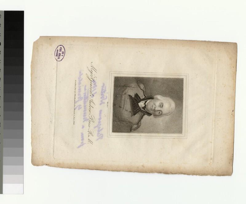 Portrait of A. Burn (WAHP30475)