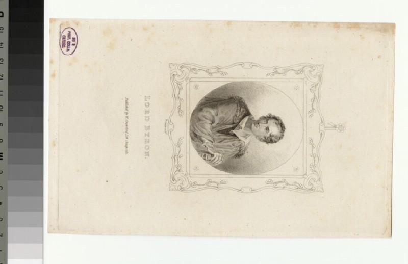 Portrait of Byron (WAHP30565)