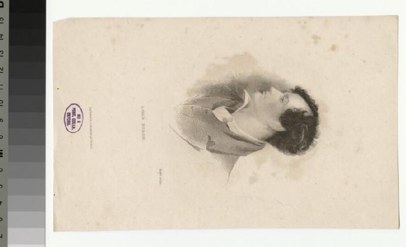 Portrait of Byron (WAHP30577)