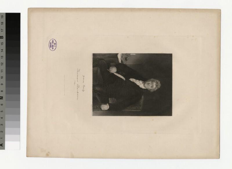 Portrait of T. Clarkson (WAHP30745)