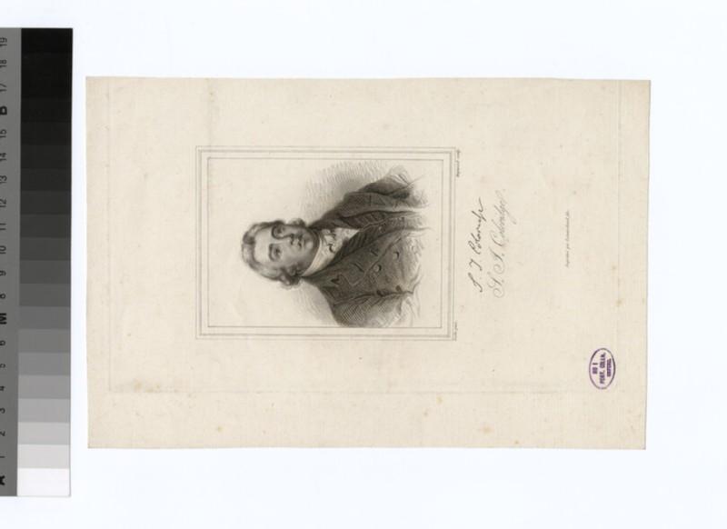 Portrait of Coleridge (WAHP30774)