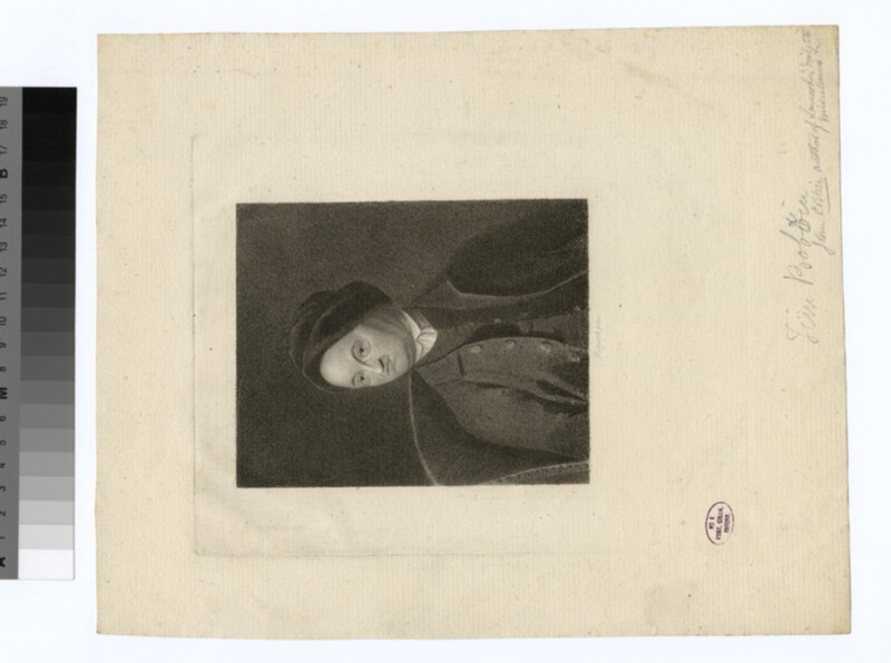 Portrait of John Collier (WAHP30776)