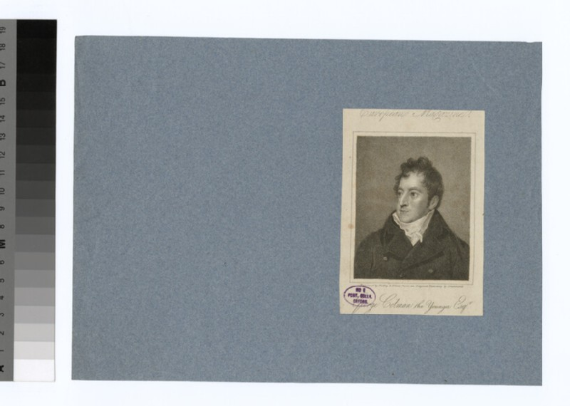 Portrait of G. Colman (WAHP30793)