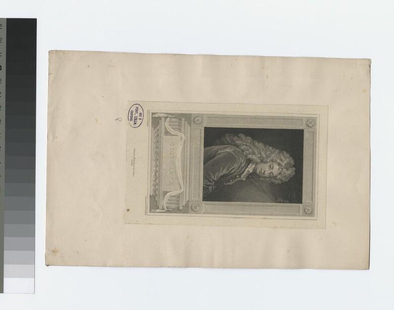 Portrait of W. Congreve (WAHP30805)