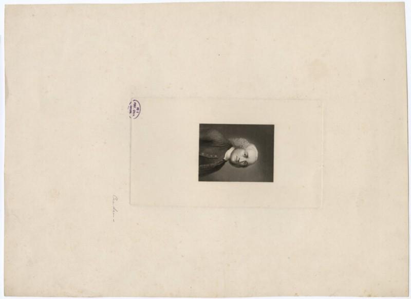 Portrait of A. Cruden