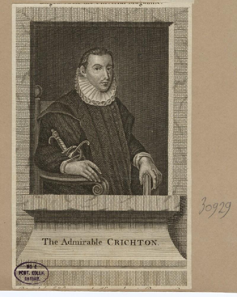 Portrait of J. Crichton