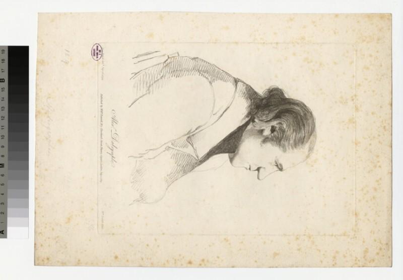 Portrait of Alexander Dalrymple (WAHP30970)