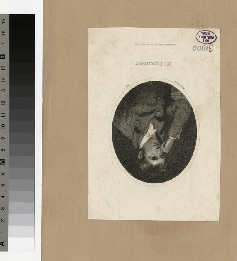 Portrait of Dermody (WAHP31000)
